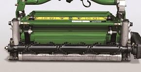 芝刈機グリーンモア・リアローラーパワーブラシ