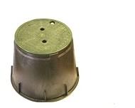 電磁弁用丸型バルブボックス