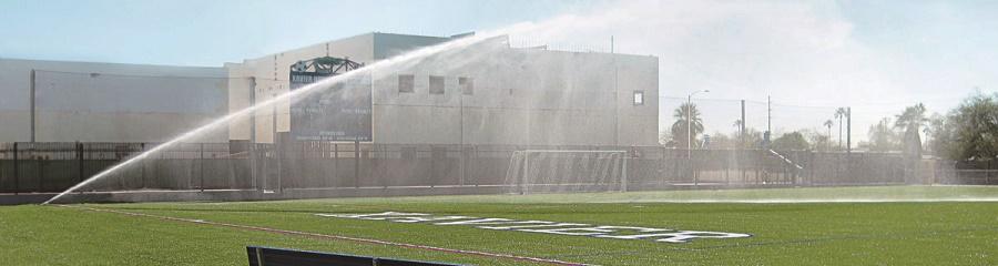 HUNTER スプリンクラー・散水システム