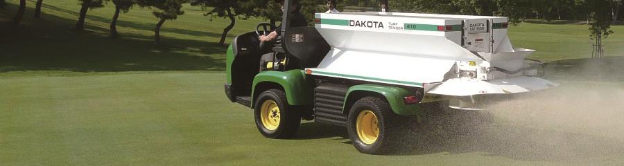 TWTツーウェイトレード DAKOTA T410 目砂撒布機